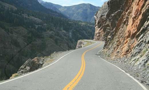 The million dollar highway u dot s 550 108