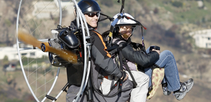 Paragliding los Angeles
