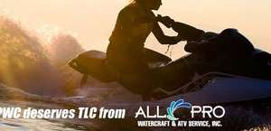 All Pro Watercraft & Atv Service