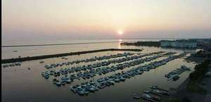 Buffalo's Outer Harbor And Buffalo Harbor Marina
