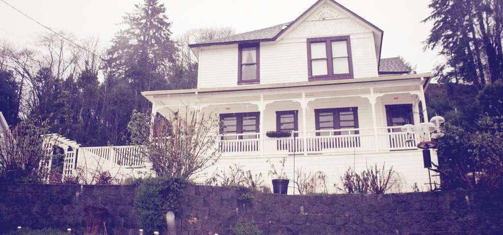 Charming The Goonies House Film Location