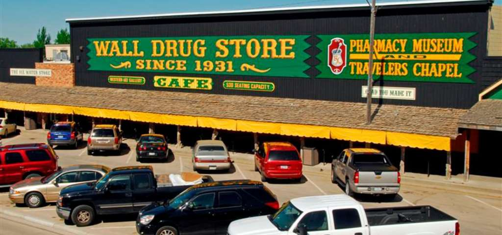 Wall Drug Store Part 62