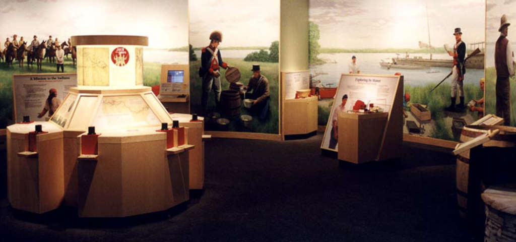 Sioux city lewis clark interpretive center sioux city for Craft stores in sioux city iowa