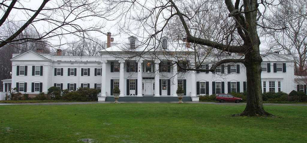 New Jersey Governor 39 S Mansion Princeton Roadtrippers