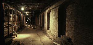 Seattle Underground Tunnels