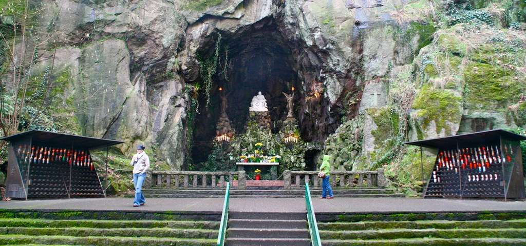 Image result for the grotto oregon