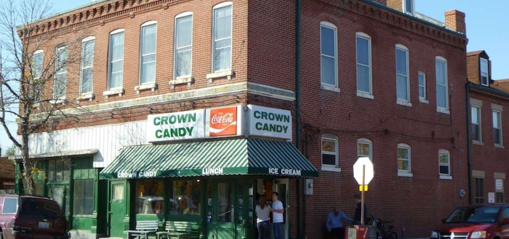 Crown Candy Kitchen, St. Louis | Roadtrippers