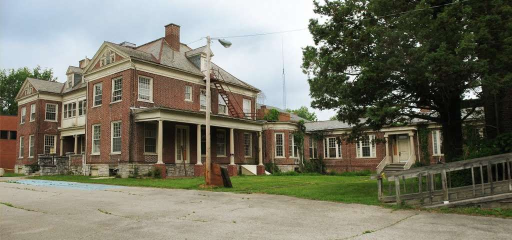 Image result for 1. St. Albans Sanatorium in Radford, Virginia