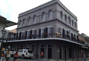 Lalaurie Haunted Mansion