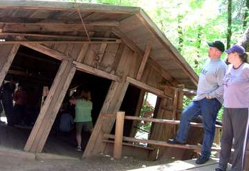 House of Mystery: Oregon Vortex