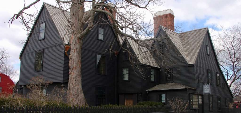 Image result for house of seven gables