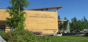 Morris Thompson Cultural and Visitors Center