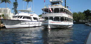 Jungle Queen Riverboat Cruises