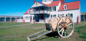 Fort Union Trading Post Site