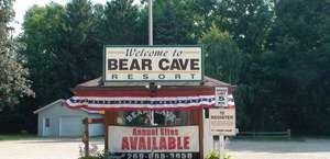 Bear Cave & Camping Resort