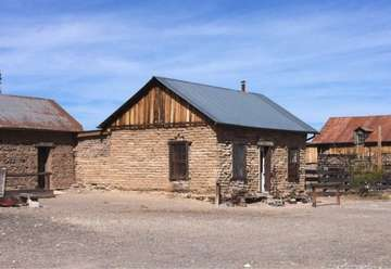 Shakespeare Ghost Town