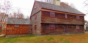 Ancient Riggs House