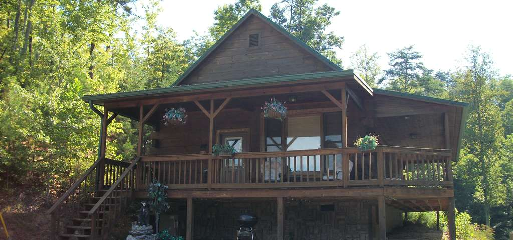 Mountain View Cabin Rentals. 133 Rafter Road, Tellico Plains, Tennessee  37385 USA