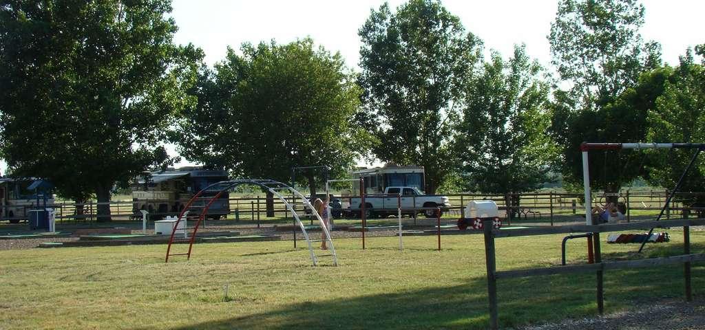Riverview RV Park Glendive