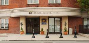 Best Western PLUS Roundhouse Suites Boston