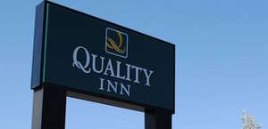 Quality Inn Merchants Drive