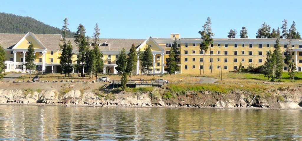 Lake Yellowstone Hotel And Cabins Part 61