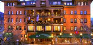 Boulderado Restaurants and Hotel