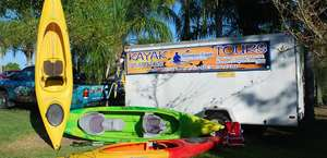 Adventure Kayak Of Cocoa Beach, Florida