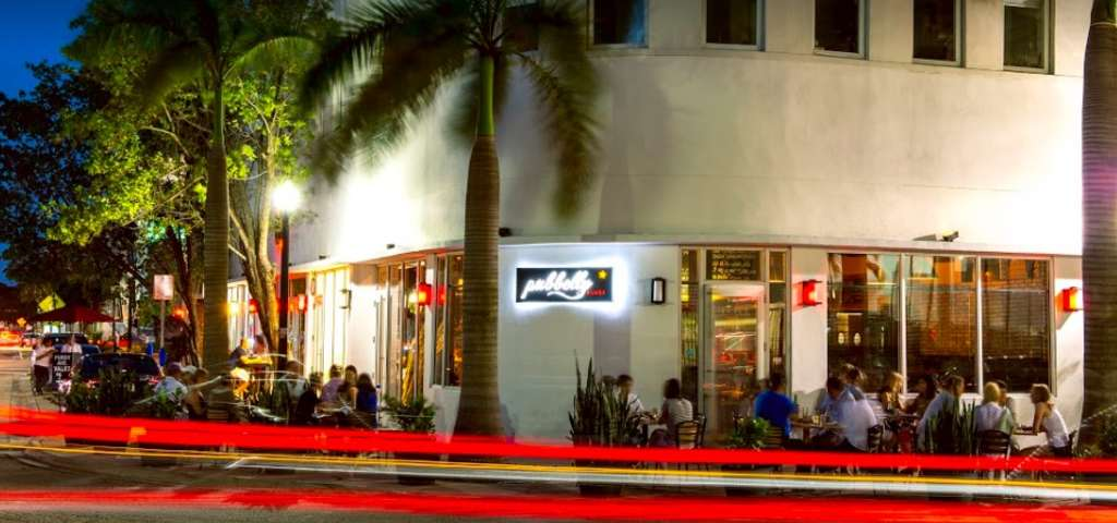 Pubbelly Sushi 1424 20th St Miami Beach Florida 33139 Usa