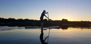 Stand Up Paddle Boarding Shellharbour