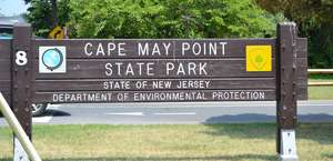 Cape May Point State Park