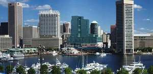 Downtown Inner Harbor
