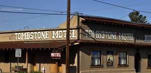 Tombstone Arizona Motel