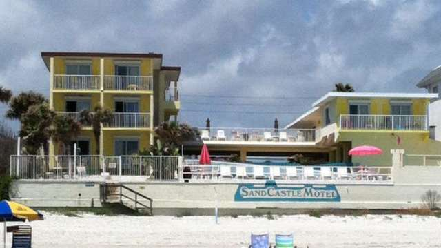 Sand Castle Motel Daytona Beach Fl