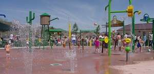 Melio Gaspari Water Play Park