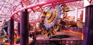 The Adventuredome Theme Park