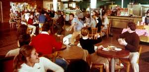 """Animal House """"Food Fight"""" Filming location"""