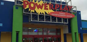Power Play Entertainment Center South