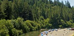 Johnson's Beach, Guerneville