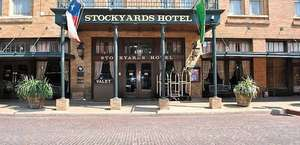 Stockyards Hotel Historic Stoc