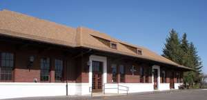 Laramie Historic Railroad Depot