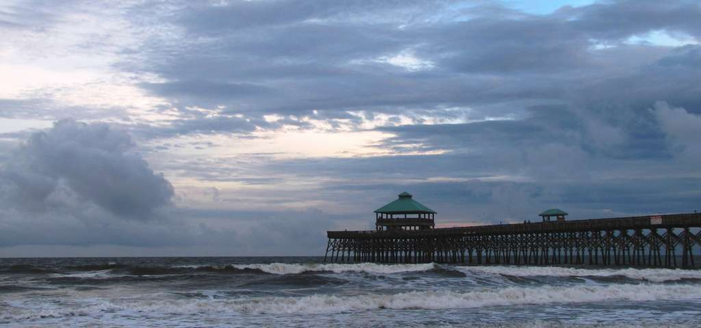 Folly Beach Pier, Folly Beach | Roadtrippers
