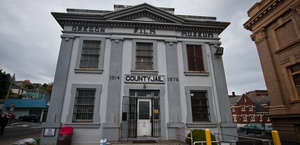 Clatsop County Jail- Goonies Film Location