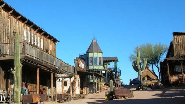 Goldfield Ghost Town, Apache Junction - AZ | Roadtrippers