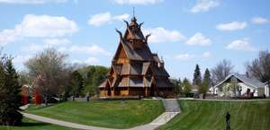 Gol Stave Church Museum