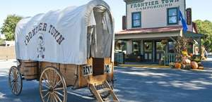 Frontier Town, Western Theme Park