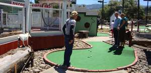 Camp Putt Adventure Golf Park