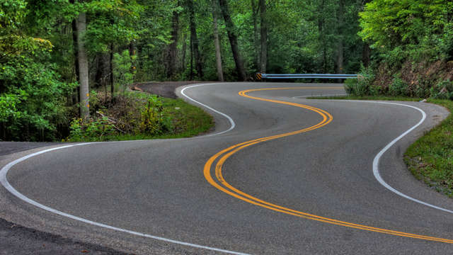Tail Of The Dragon Photos >> Tail Of The Dragon Robbinsville Nc Roadtrippers