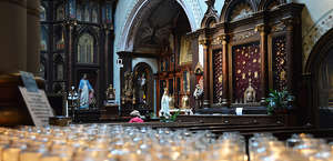 5000 Religious Relics at St. Anthonys Chapel