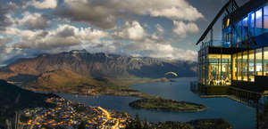 Skyline Queenstown Gondola and Luge